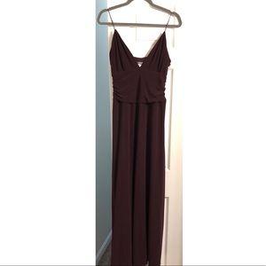 Laundry by Shelli Segal Spaghetti Strap dress